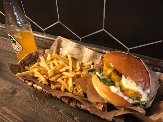 take away burger oslo