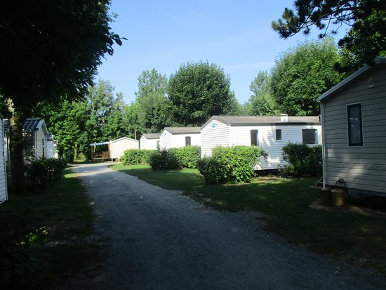 Isigny-sur-Mer, Франция: Camping Le Fanal
