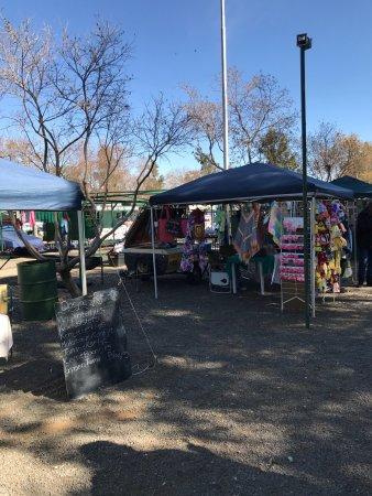 Langenhoven Park Farmers Market Bloemfontein Sydafrika Anmeldelser