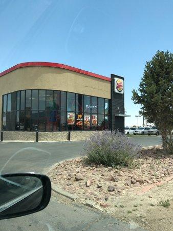Burger King: exterior