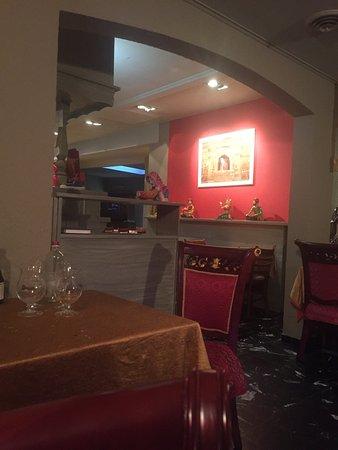 Bornem, Belgium: Super lekker Indisch eten !!
