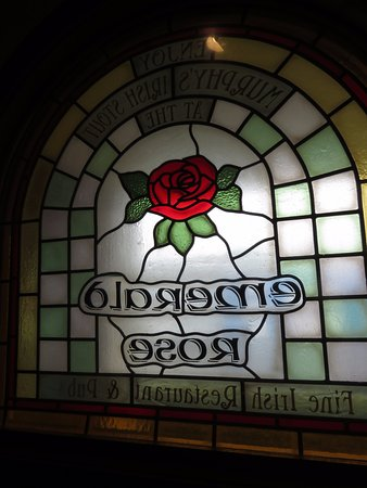 Billerica, MA: Pretty Stained glass window