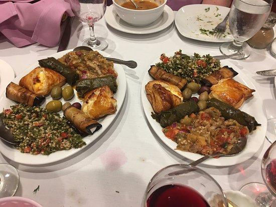 Newton, MA: Mediterranean Platter