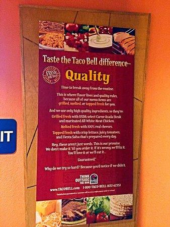 Moreno Valley, CA: Taco Bell 5