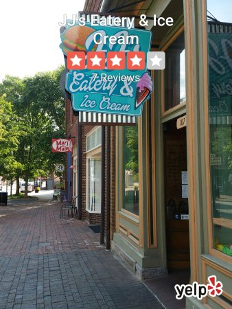Jonesborough, TN: JJ's Eatery & Ice Cream