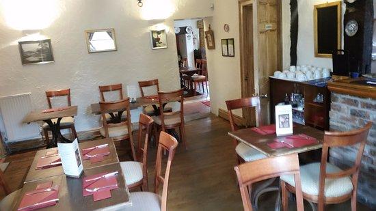 Ellesmere, UK: Dining Room a
