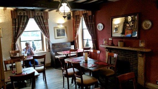 Ellesmere, UK: Dining Room b
