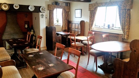 Ellesmere, UK: Back Lounge