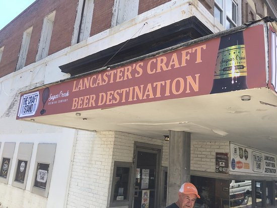 Lancaster, SC: The Craft Stand