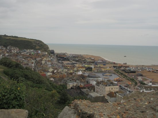 Foto de Hastings Castle