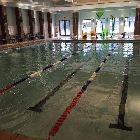 Kingston Plantation Condos by Hilton: indoor pool