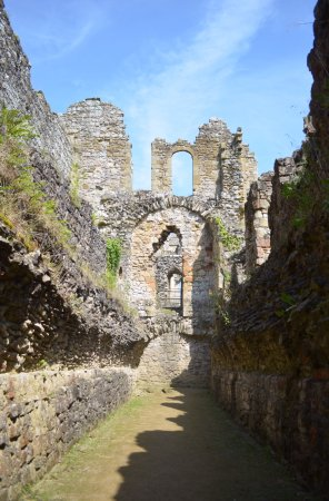 Helmsley, UK: Ruins