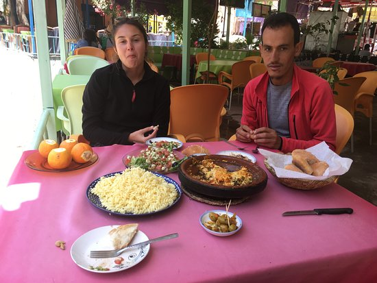 Trekking Morocco Mountains: Lunch in Ourika with Hamid
