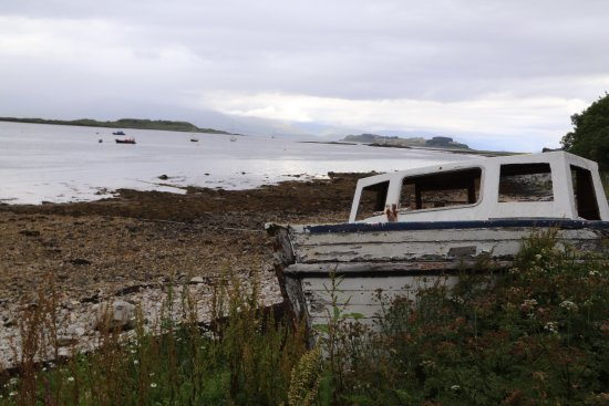 Port Appin, UK: Away from everywhere