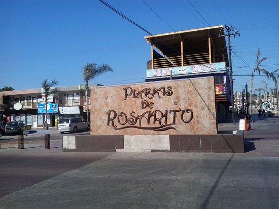 Rosarito Beach: Epicentro