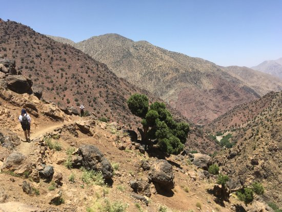 Imlil, Marokko: Day two