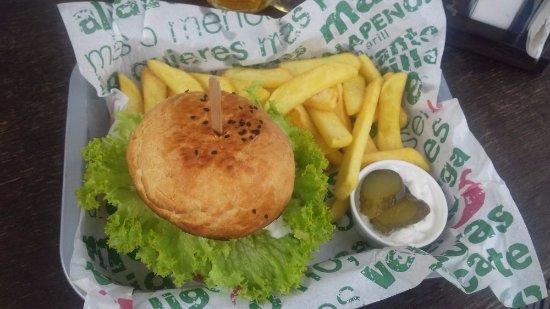 Raciborz, Polen: Burger klasyczny