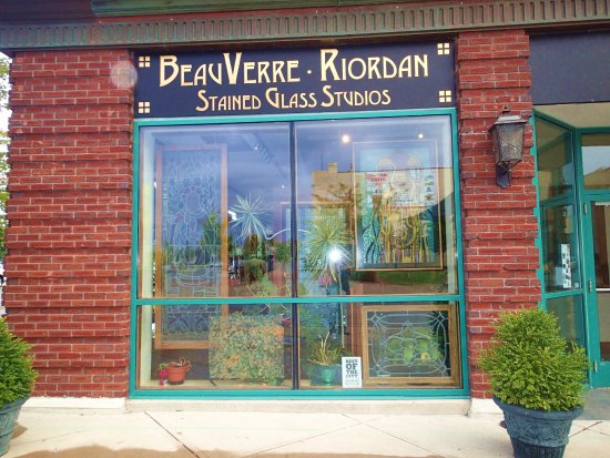 Middletown, OH: BeauVerre Riordan Studios