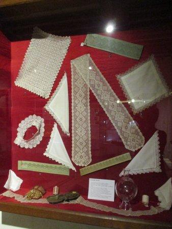Musee de la Poeslerie et Maison de la Dentelliere: Musée de La Dentelle