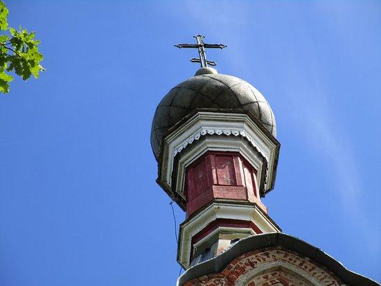 Kuldiga, Látvia: Church tower