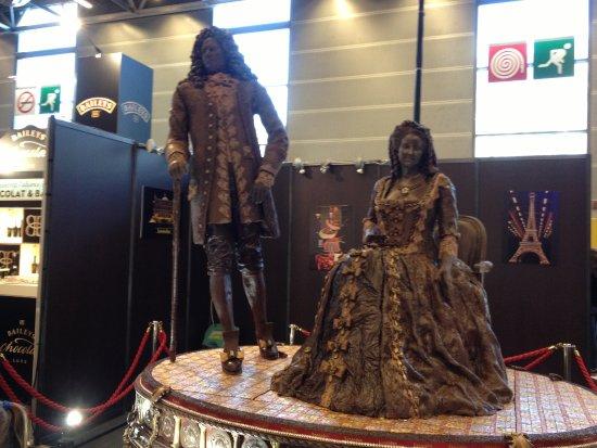 Salon du mariage fotograf a de parc des expositions porte for Porte de versailles salon du mariage