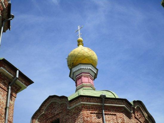 Kuldiga, Látvia: Another church tower