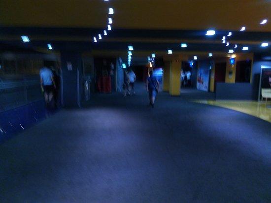 San Giovanni Lupatoto, Italy: Uci Cinemas