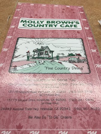 Molly Brown's Country Cafe Photo