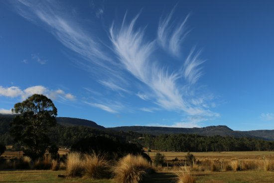 Jackeys Marsh, Australia: Great Western Tiers Tasmania