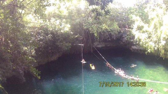 Cenote Verde Lucero: photo0.jpg