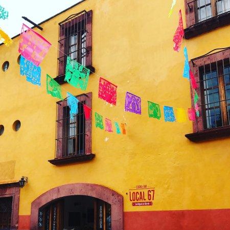 Local 67 San Miguel De Allende Ristorante Recensioni