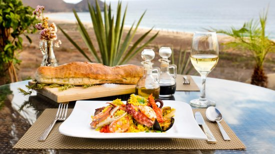Guaycura Boutique Hotel Beach Club & Spa: El Mirador Oceanview Restaurant
