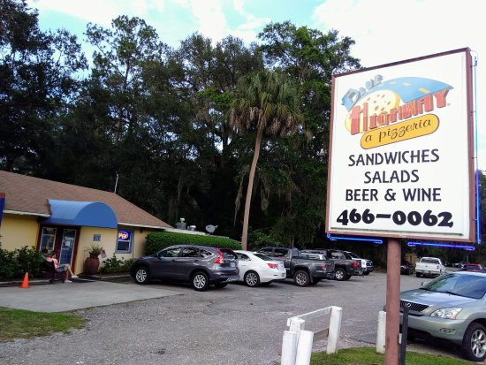 Micanopy, FL: Blue Highway Pizzeria
