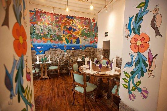Faustina restaurante.  Foto: Martín Acevedo