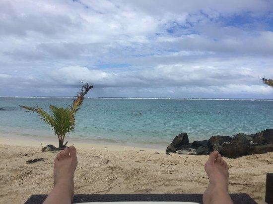 Sanctuary Rarotonga-on the beach Φωτογραφία