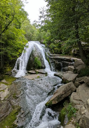 Eagle Rock, VA: The falls at the end of the trail