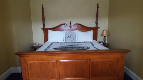 The Mimslyn Inn: Suite in main Inn