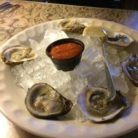 Jeff's Maine Seafood: oyster