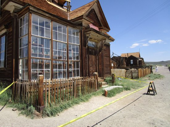 Bodie Ghost Town Picture Of Bodie State Historic Park Bridgeport Tripadvisor