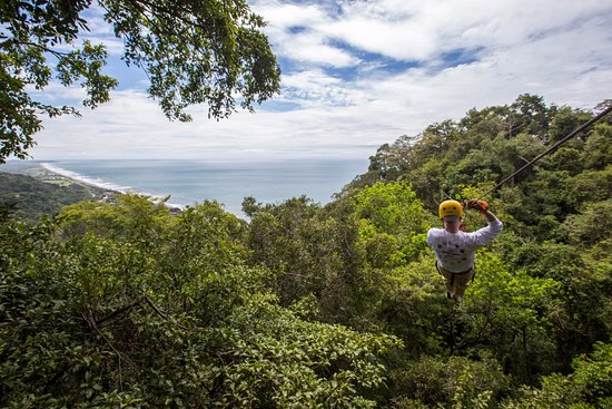Backyard Zip Line Reviews chiclets zipline (jaco) - 2018 all you need to know before you go