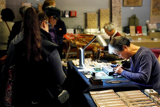 Kyoto Museum of Traditional Crafts Fureaikan (Japan) - anmeldelser