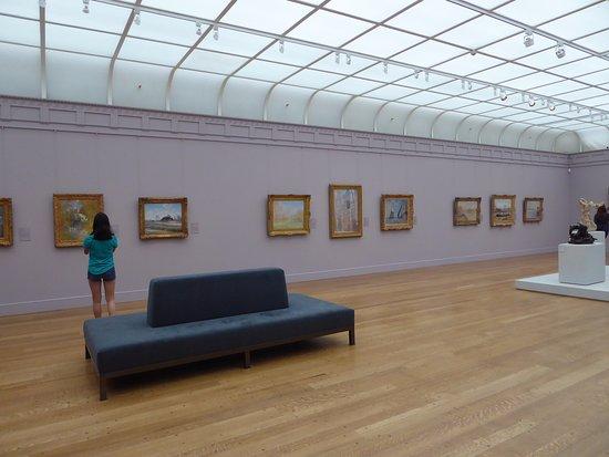 Impressionist gallery - Picture of The Clark Art Institute ...