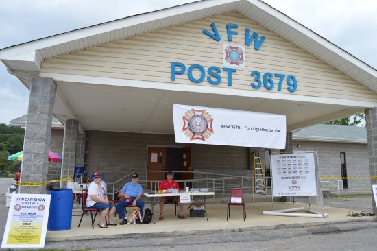 Fort Oglethorpe, Géorgie : VFW Post 3679