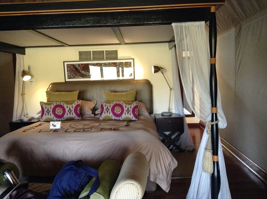 Belmond Khwai River Lodge: Has everything you need.