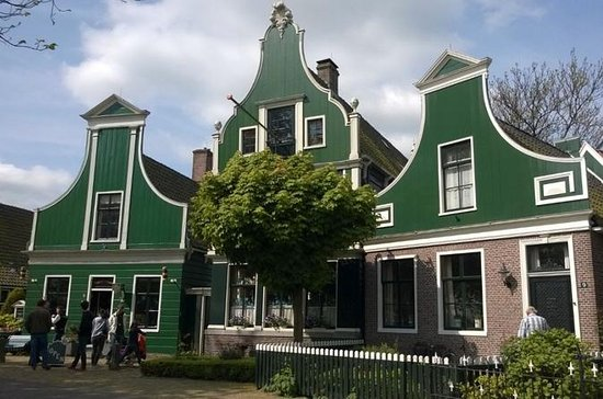 Half-Day Zaanse Schans Tour from...