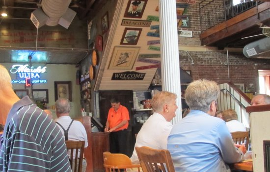 Lunch In Bubba Gumps Charleston Sc Picture Of Bubba Gump