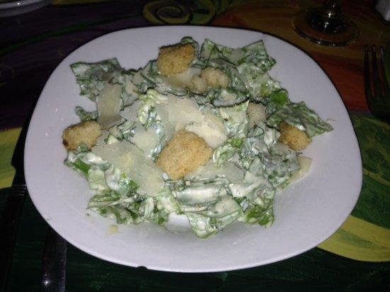Hallowell, ME: Caesar Salad