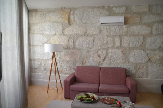 Oporto House: Vista do quarto