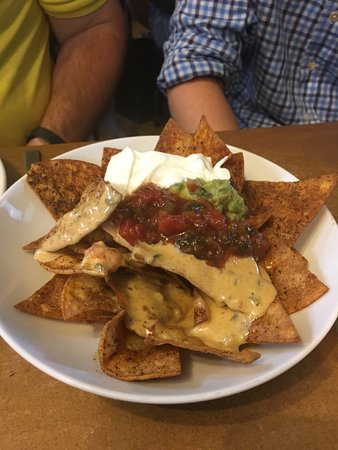 Bluff Dale, TX: nachos