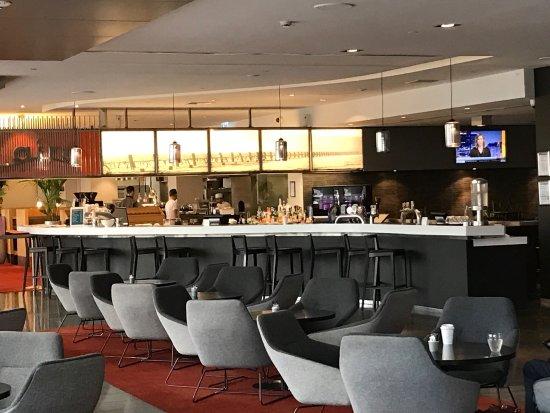 Tullamarine, Australia: Parkroyal Lounge